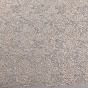 il particolare del tessuto dr6761, appartenente alla categoria ricami con accessori, di Leadford & Logan