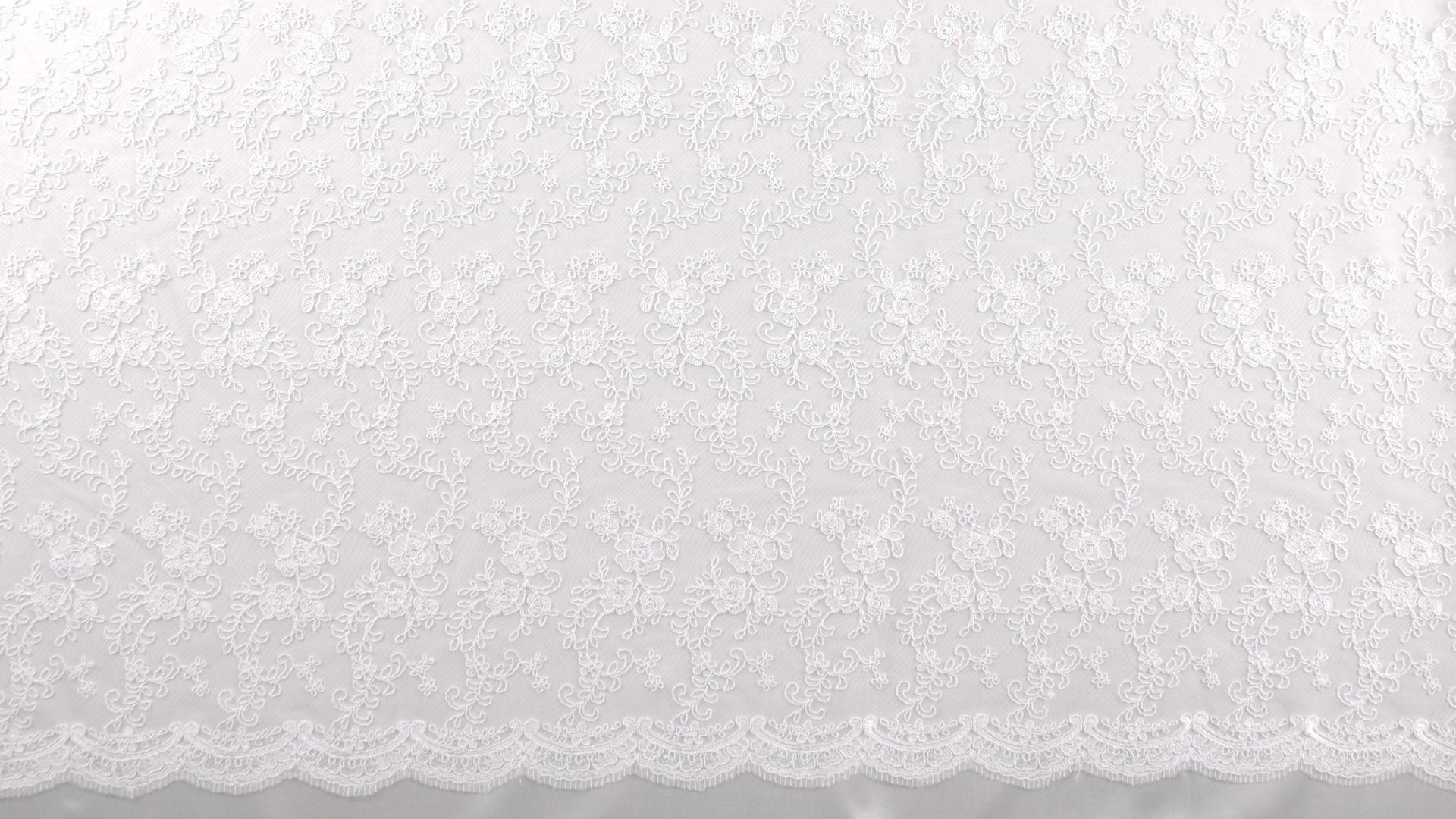 il particolare del tessuto dr9437, appartenente alla categoria ricami senza accessori, di Leadford & Logan