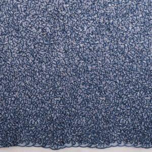 il particolare del tessuto lv11193, appartenente alla categoria ricami con accessori, di Leadford & Logan