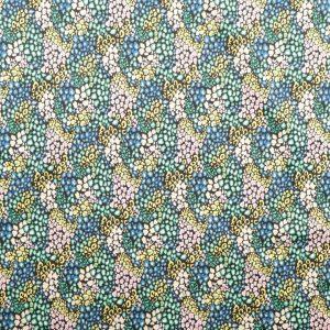 il particolare del tessuto marbella, appartenente alla categoria stampe cotone, di Leadford & Logan
