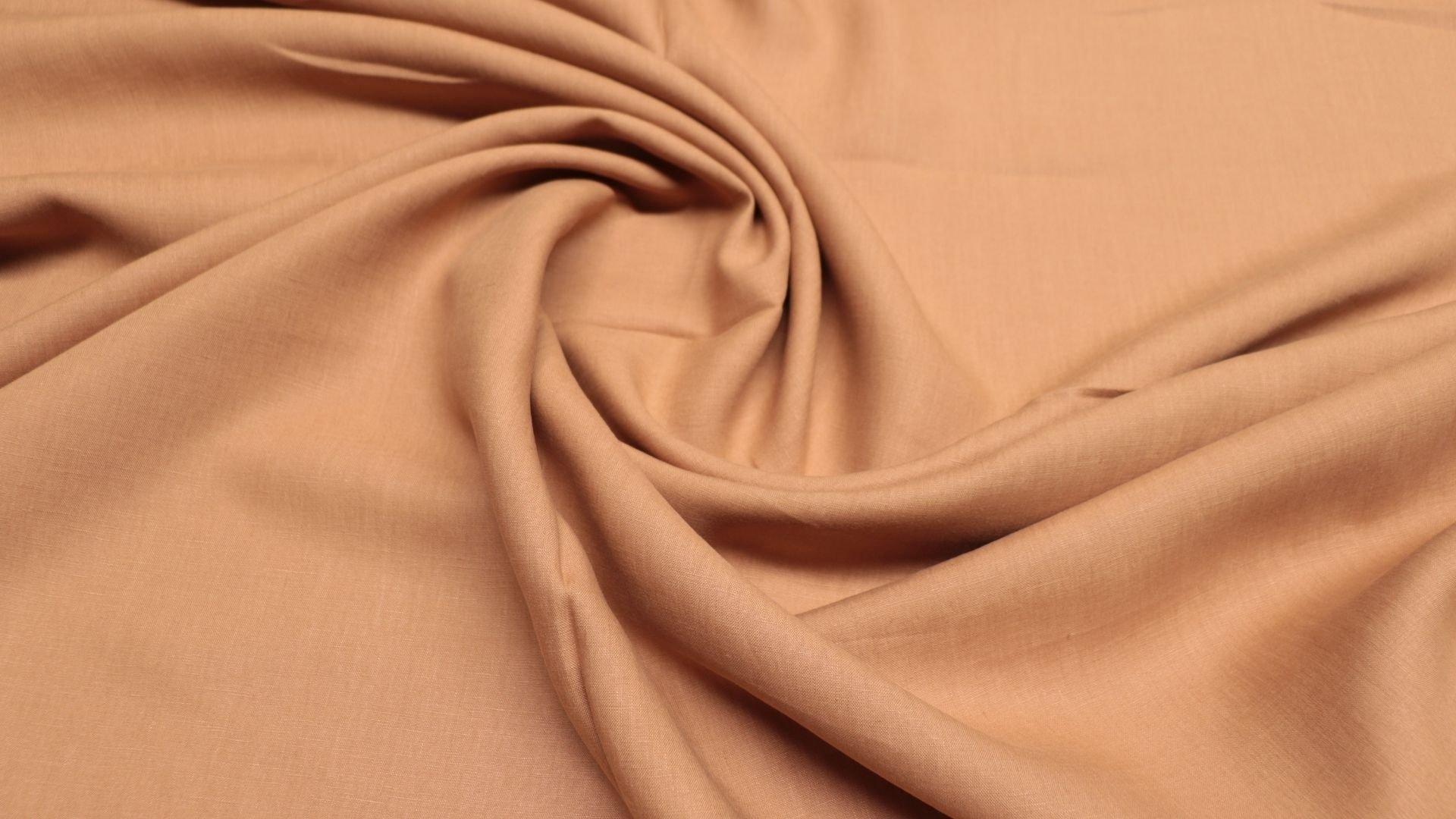 il particolare del tessuto spolverino, appartenente alla categoria uniti lino & cotone, di Leadford & Logan