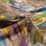 il particolare del tessuto valencian disegno 806, appartenente alla categoria stampe-poliestere-fibremiste, di Leadford & Logan