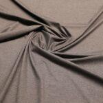 il particolare del tessuto verona, appartenente alla categoria uniti-jersey, di Leadford & Logan