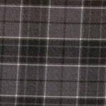 il particolare del tessuto 990tartan, appartenente alla categoria fantasie classici, di Leadford & Logan